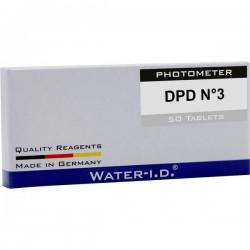 Water Id 50 Tabletten Dpd N°3 Für Poollab Tavolette