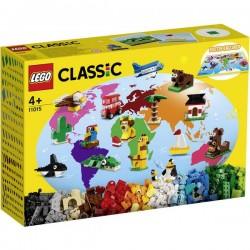 11015 Lego® Classic Una Volta Intorno Al Mondo