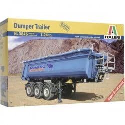 Camion In Kit Da Costruire Italeri 3845 Muldenkipper-Anhänger 1:24