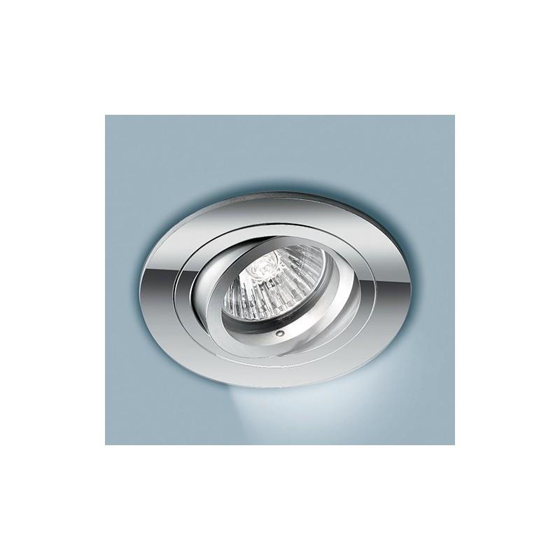 Faretto a Led Nobile Orientabile a Soffitto da Incasso G5,3 50W - Luci Led per Interni