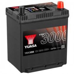 Batteria Per Auto Yuasa Smf Ybx3056 36 Ah T1/T3 Applicazione Celle 0