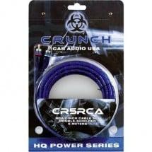 Cavo Rca 5 M Crunch Cr5Rca [2X Spina Rca - 2X Spina Rca]