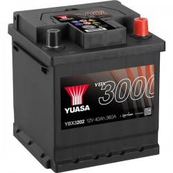 Batteria Per Auto Yuasa Smf Ybx3202 40 Ah T1 Applicazione Celle 0