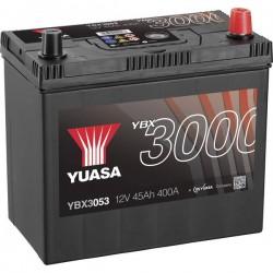 Batteria Per Auto Yuasa Smf Ybx3053 45 Ah T1/T3 Applicazione Celle 0