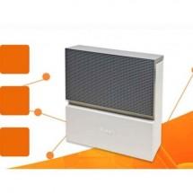 Sirena Interno Wireless con Messaggi Vocali Logisty Hager Sepio