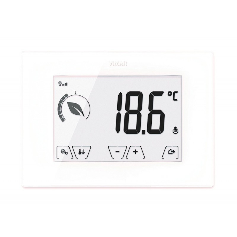 Termostato Digitale Vimar Touch Screen GSM 230V