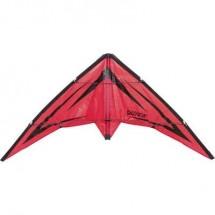 Aquilone acrobatico Ecoline Quick lava Larghezza estensione 1150 mm Intensità forza del vento 2 - 5 bft