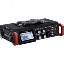 Registratore Audio Tascam Dr-701D Nero/Rosso