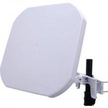 Microelectronic Flat 440 Pro Antenna Sat Bianco