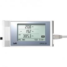 Lufft Opus20 E, PoE Data logger multifunzione Misura: Temperatura, Corrente, Tensione, Umidità dellaria -200 fino a 1700