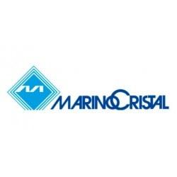 Combi Parete Led 2X3W 230V 3 Marino Cristal Mca40318