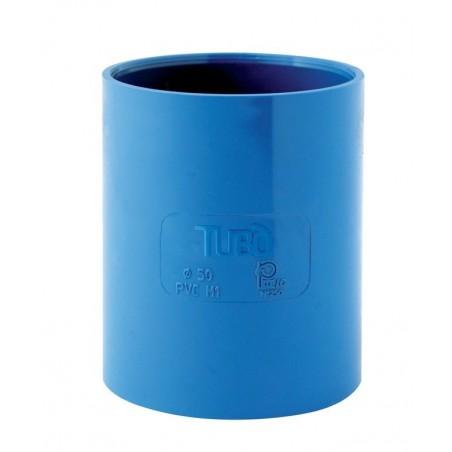 Manicotto con battente PVC 50mm Aertecnica TR210 Tubò prezzi e costi vendita online
