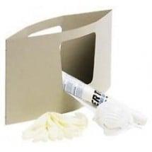 Sacchetti per Polvere Chiusura Tendisacco Aertecnica CM811 + Guanti e Maschera