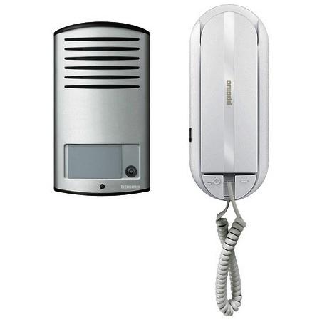 Bticino 366811 - Kit Citofono Monofamiliare + Audio 2 Fili