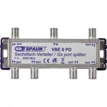 Distributore SAT Spaun VBE 6 PD 6 vie