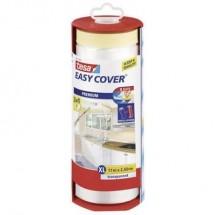 tesa Easy Cover® Premium telo (film) protettivo (L x A) 17 m x 260 cm trasparente 56769 TESA 1 rotolo
