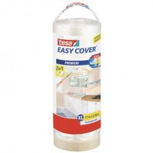 tesa Easy Cover® Premium telo (film) protettivo (L x A) 17 m x 260 cm trasparente 57117 TESA 1 rotolo