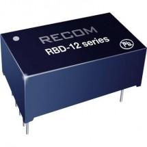 Driver Led 36 V/Dc 500 Ma Recom Lighting Rbd-12-0.50