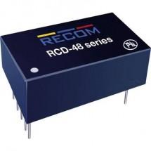 Driver LED 1000 mA 56 V/DC Dimmer analogico, Dimmer PWM Recom Lighting RCD-48-1.00/W Max. Voltaggio operativo: 60 V/DC