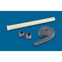 Rivestimento per Protezione Tubo Flessibile 32mm AP388 9 Metri Set Completo Calza Protettiva