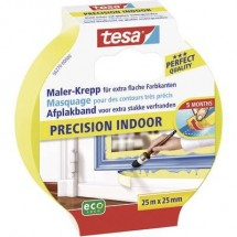 tesa®, nastro di precisione da pittore (indoor) (L x P) 25 m x 25 mm grigio 56270 contenuto: 1 rotolo