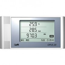 Data logger multifunzione Lufft 8120.11 Misura: Temperatura, Pressione dellaria, Umidità dellaria -20 fino a 50 °C 10