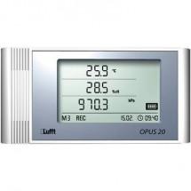 Data logger multifunzione Lufft Opus20 THIP Misura: Temperatura, Pressione dellaria, Umidità dellaria -20 fino a 50 °C