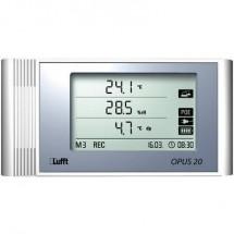 Data logger multifunzione Lufft 8120.01 Misura: Temperatura, Umidità dellaria -20 fino a 50 °C 10 fino a 95 % ur