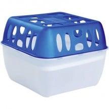 PINGI Profi-Dry Deumidificatore con Sali 12 m² Blu-Bianco