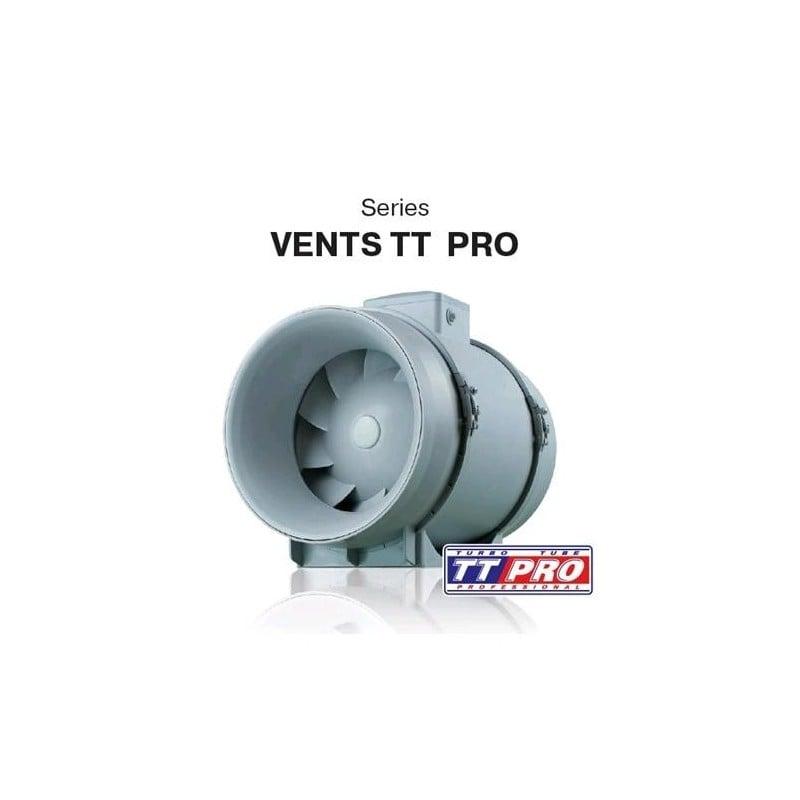 Vents Aspiratore Tt Pro 830-1040 Mc/H Ø200 Bipotenza Cablato e Interruttore