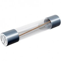 Püschel FSUT0,25B Fusibile (Ø x L) 6.3 mm x 32 mm 0.25 A 250 V Ritardato Contenuto 10 pz.