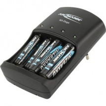 Caricabatterie universale Ansmann Charger NiZn NiZn Ministilo (AAA), Stilo (AA)