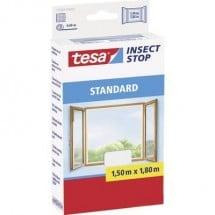 tesa Insect Stop Standard 55680-00 Zanzariera (L x L) 1500 mm x 1800 mm Bianco 1 pz.