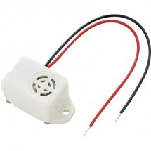 KEPO KPMB-G2209L-K6344 Cicalino in miniatura Pressione acustica: 75 dB Tensione: 9 V tono continuo 1 pz.