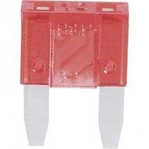 Mini fusibile piatto 10 A Rosso MTA 341.127 330.027 1 pz.