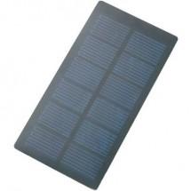 Pannello solare policristallino 0.75 Wp 3 V