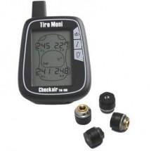Sistema Di Monitoraggio Della Pressione Dei Pneumatici Tm-100 Incl. 4 Sensori Tiremoni