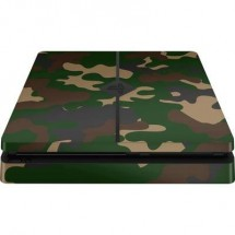Cover Ps4 Epic Skin Camouflage Green