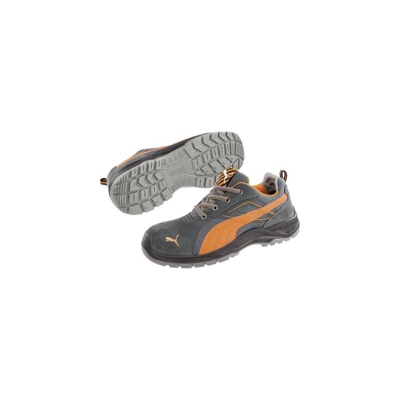Sicurezza Scarpe Arancione S1p Di Misura 42 Safety Omni Nero Puma nxavxXgO
