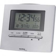 Techno Line WT250 Radiocontrollato Sveglia Argento Tempi di allarme 1