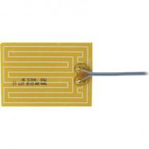 Thermo Poliestere Lamina riscaldante Autoadesivo 12 V/DC, 12 V/AC 12 W Tipo di protezione IPX4 (L x L) 110 mm x 77 mm
