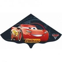 Aquilone statico Monofilo Günther Flugspiele Disney Saetta Lightning McQueen Larghezza estensione 1150 mm Intensità