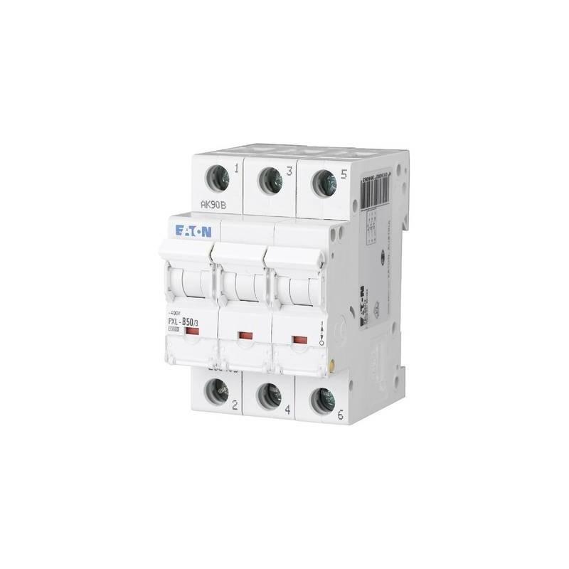 Eaton 236431 Interruttore magnetotermico 3 poli 50 A 400 V/AC
