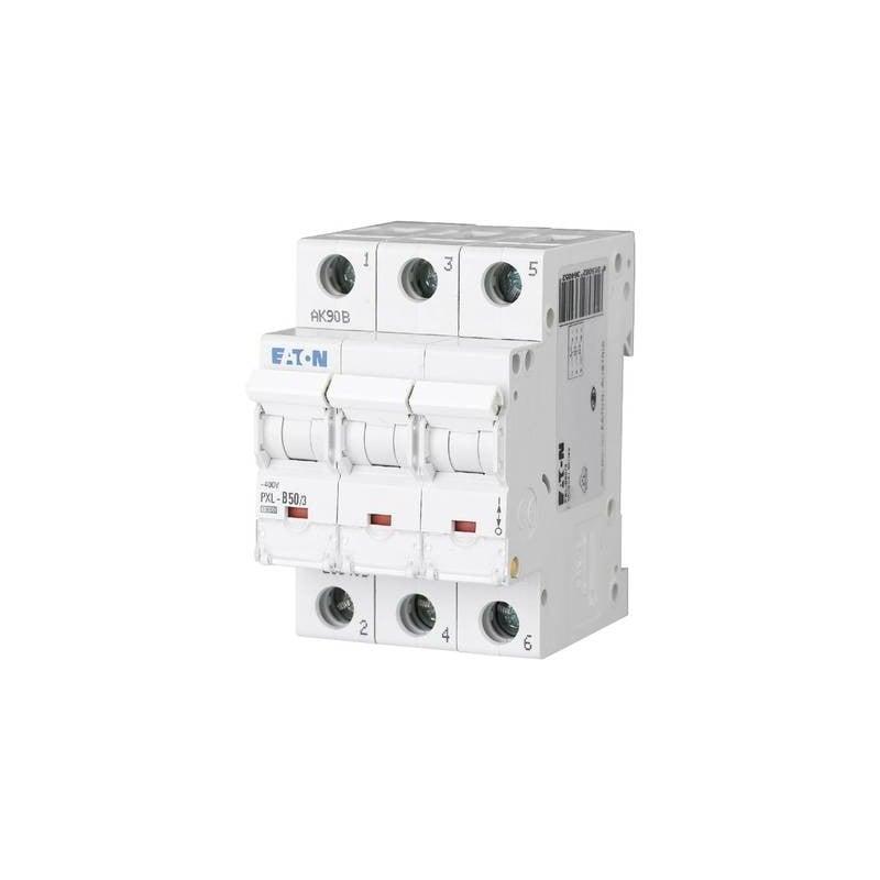 Eaton 236405 Interruttore magnetotermico 3 poli 50 A 400 V/AC