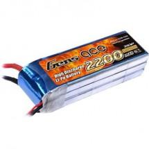 Gens Ace Batteria Ricaricabile Lipo 11.1 V 2200 Mah Numero Di Celle: 3 25 C Stick Presa A T