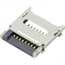 microSD Zoccolo schede A patta Attend 112C-TBAR-R02 1 pz.