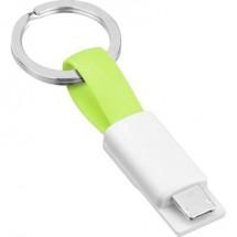 Smrter USB 2.0 Adattatore [1x Spina A USB 2.0 - 1x Spina Dock Lightning Apple, Spina Micro USB] SMRTER_COLI_2IN1_GN