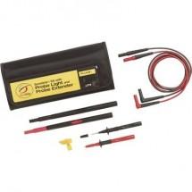 Fluke L215 KIT puntali di sicurezza [Sonda, Spina a banana 4 mm - Spina a banana 4 mm] Rosso, Nero