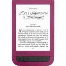 Lettore Di Ebook 15.2 Cm (6 Pollici) Pocketbook Touch Hd 2 Rosso Rubino