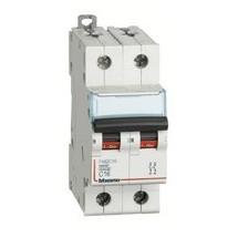 Interruttore Magnetotermico 25A 6KA 2 Poli Bticino